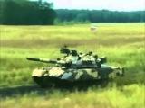 Чёрные береты - танковый биатлон