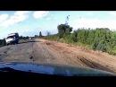 Жжесть! 150 км бездорожья! Новая Каховка - Марьянское - Кривой Рог (T0403, Н-23, 21.06.2015)