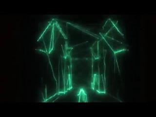 Quake на осциллографе (HD)
