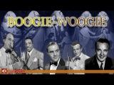 Boogie-Woogie Tommy Dorsey, Bob Crosby, Harry James... Jazz Music