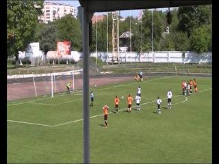 Надія Бойчук забиває пенальті