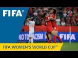 HIGHLIGHTS: China PR v. Netherlands - FIFA Womens World Cup 2015