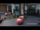 Top 10 Swiss Ball Exercises: Build Strong Core Full Body Strength