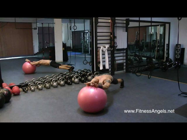 Top 10 Swiss Ball Exercises Build Strong CoreFull Body Strength