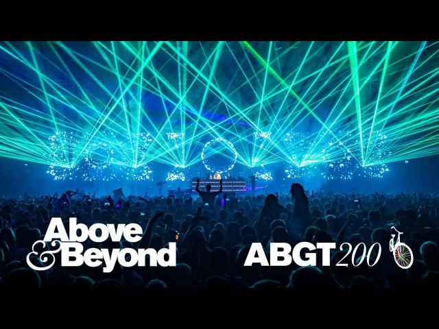 Above Beyond Live at Ziggo Dome, Amsterdam (Full 4K HD Set) ABGT200