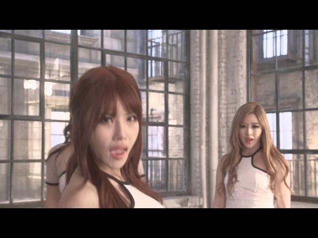 [MV] 포켓걸스(Pocket Girls) - 빵빵 Bbang bbang