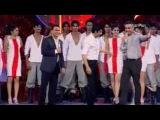 Sachin Tendulkar DANCING with SRK in Sahara INDIA Sports Awards