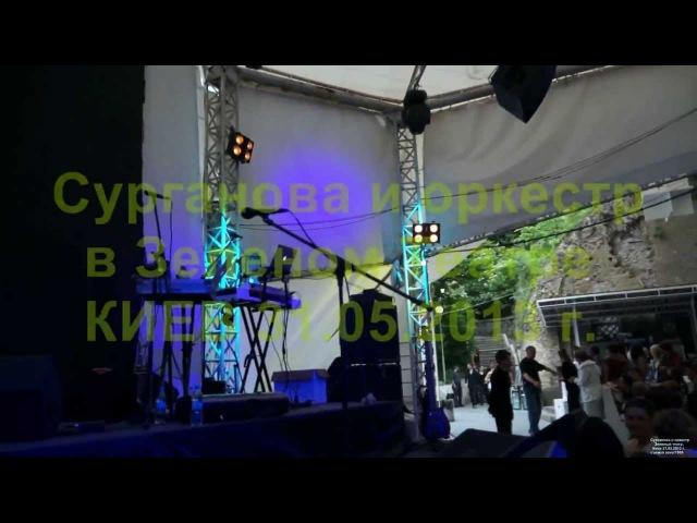 Сурганова и оркестр в Киеве 31.05.2013 г.
