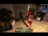 Майнкрафт прохождение карты Зомби Апокалипсис часть 2.