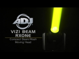 ADJ Vizi Beam RXONE Product Demo Video-uVLjcRdzGzM