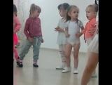 хореография от 3 до 5 лет. Студия танцев и фитнеса