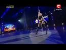 Шоу Украина мае талант-Афегенная девушка Anastasia Sokolova