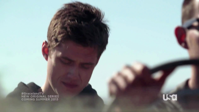 Грейсленд/Graceland (2013 - ...) Трейлер (сезон 1)