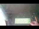 Светящиеся в темноте наклейки на клавиатуру с AliExpress
