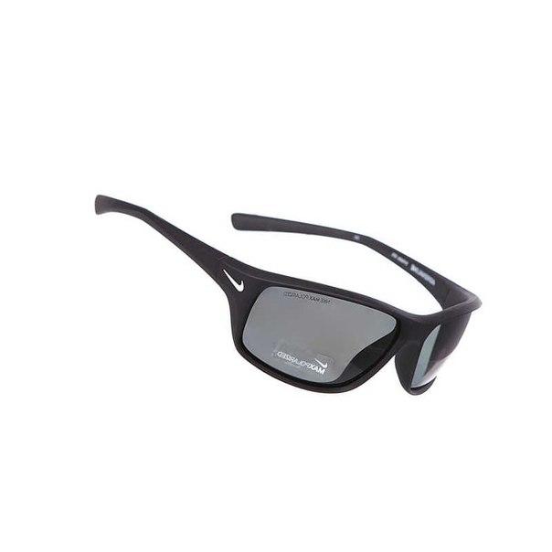 27abbf535181c В наличии Очки Nike Adrenaline Matte Black Grey Max Polarized Lens в ...