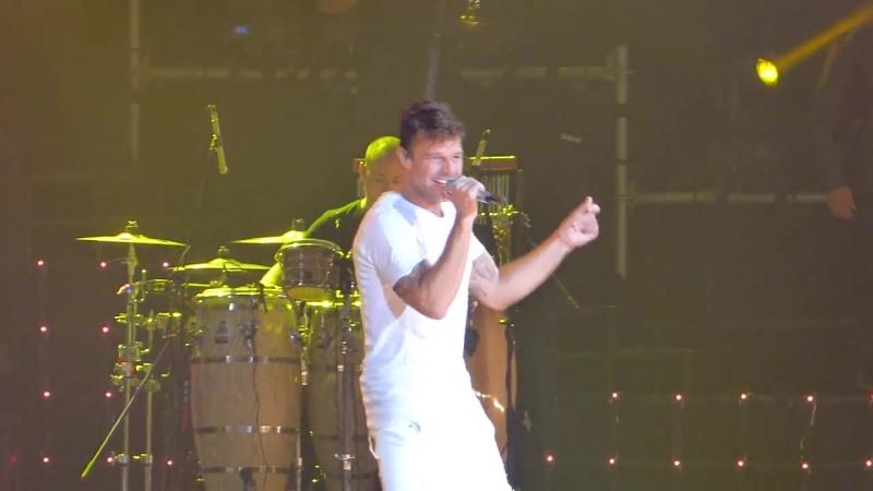 Ricky Martin - OneWorldTour 2016 Moscow (20.09.2016)