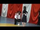 КАТЯ Ш. и Никита Ю. ЭКЗАМЕН, I ступень, спортивные бальные танцы. Начало начал