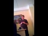 Вишня и его зажигательный танец:3