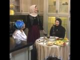 На кухне у Зули Хусиевой