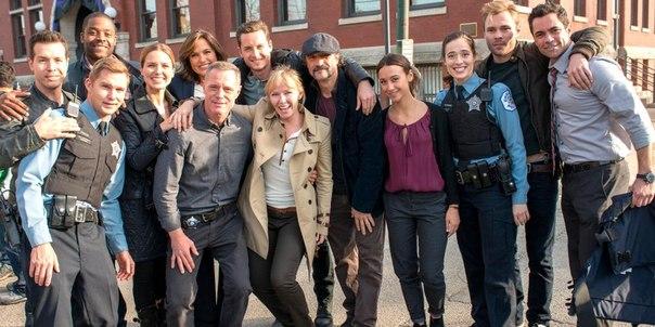 Сериал Полиция Чикаго 1 сезон Chicago PD смотреть