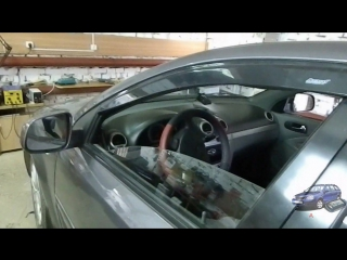 Chevrolet Lacetti + Tomahawk 9.9