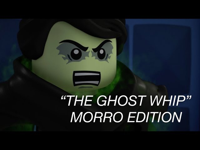 LEGO NINJAGO Morro Strikes Ghost Whip Season 5, 2015