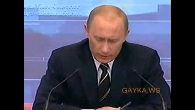 Путин высказался о геях и гей парадах