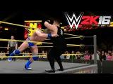 Моя карьера в WWE 2K16 Прохождение - Я НОВЫЙ ПРЕТЕНДЕНТ НА ТИТУЛ? (Часть 7)