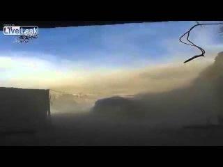 Russian airstrike on Tajamu Ala azza