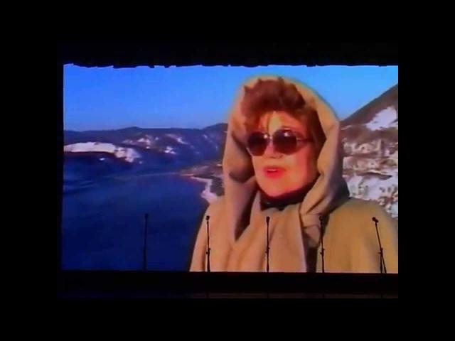 Юбилейный творческий вечер Людмилы Луценко 27.02.2015. Красноярск. 1 часть.