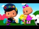 Развивающие мультфильмы для детей от 3 лет. Пеппе. 3 серия. Да здравствуют различия!