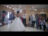 Qartuli cekva qorcilshi (Bidzina&ampNatia) Georgian Wedding Dance