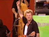 Brian Setzer Orchestra - Stray Cat Strut - 7251999 - Woodstock 99 East Stage (Official)