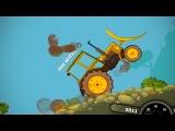 Бешеный трактор, гонки для мальчиков. Мультики про тракторы. Трактор для детей. Игры тракторы.