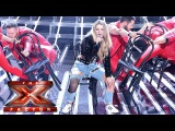 Louisa Johnson performs Michael Jackson classic Live Week 2 The X Factor 2015