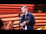 Max Stone is Somewhere Over The Rainbow   Live Week 2  The X Factor 2015