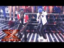 Reggie 'N' Bollie take on One Direction and OMI | Live Week 2 | The X Factor 2015