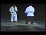 Chuck Norris & Carlos Machado - Jiu-Jitsu Sparring/Demonstration - 1992