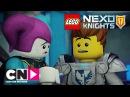 Книга монстров часть 1 серия целиком Nexo Knights Cartoon Network