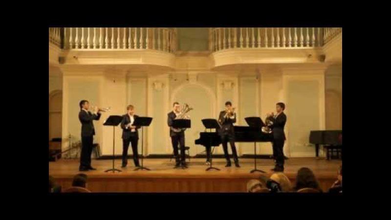 New Life Brass им.Т.А.Докшицера соло: Владимир Мезенцев (валторна)