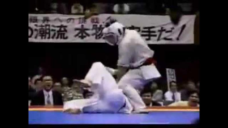 Daido juku kudo karate kakuto- thunderstrack-ac/dc; by makoto-passo fundo-rs -brasil
