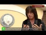 Экс вокалист Deep Purple признался в любви к россиянам и показал кольцо с гербом России