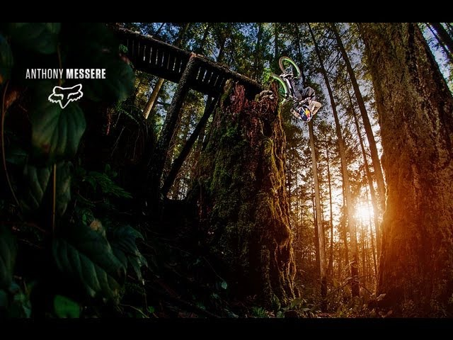 FOX MTB Presents | Anthony Messere Rides Vancouver Island