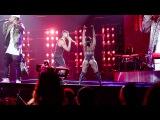 Usher  Chris Brown  Kid Ink - Live #URXTOUR LA STAPLES CENTER