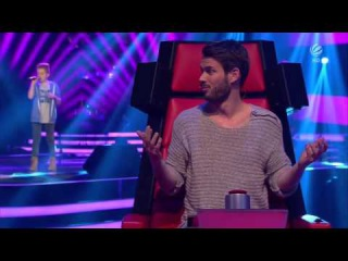 [The Voice Kids Germany 2015] Luca - I'm Not The Only One (Blind Auditions)
