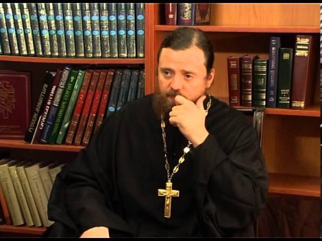 Интервью с игуменом Нектарием Морозовым О монашестве