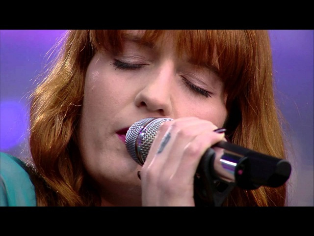 Florence The Machine 'Over The Love' at Chime For Change
