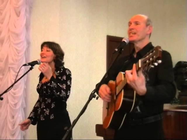 Концерт Марии и Рафаэля Валитовых в библиотеке им Пушкина