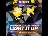 Major Lazer feat. NYLA &amp Fuse ODG - Light It Up (DJ Altuhov &amp Dim Frost Bootleg)