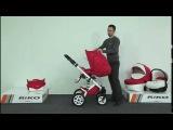 Коляска Riko Brano Ecco на babydream.by